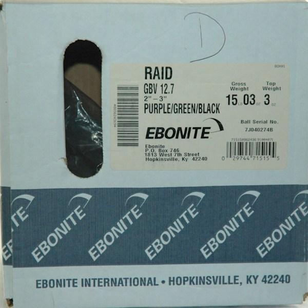 Raid C Box
