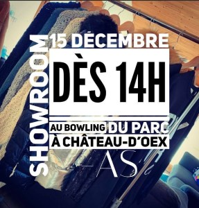 Showroom au bowling-du-parc