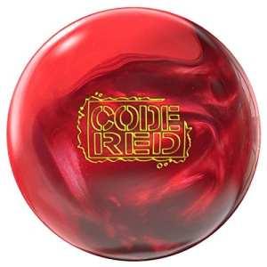 Storm Code Red High Performance Ball Boule de bowling avec beaucoup de bowling Crochet potenzial Premier Ligne avec eMax Nettoyant et serviette en microfibre, 12 LBS