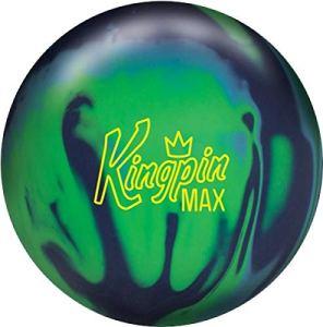 Brunswick Kingpin Max Boule de Bowling réactive avec Noyau asymétrique, 15 LBS