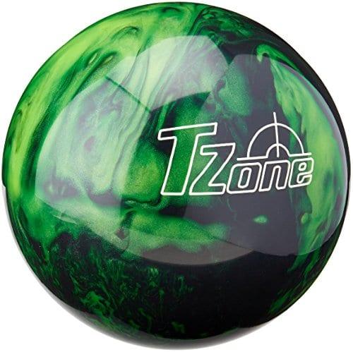 Brunswick TZone Envy Boule de bowling vert Vert 11s lb lb