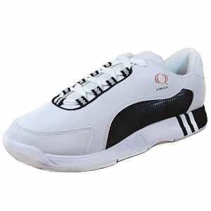 Circle , Chaussures de bowling pour femme schwarz/weiss 40