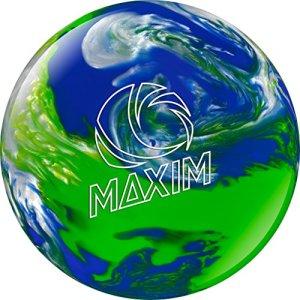 Ebonite Maxim Boule de Bowling, 029744495088, Cool Water, 8-Pound