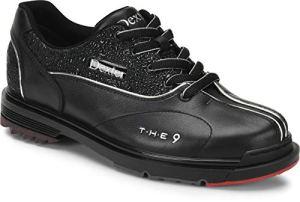 Dexter The 9 – Chaussures de Bowling Haute Performance pour Femme avec Semelle Amovible – pour droitiers et gauchers, 37.5