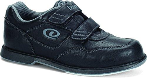 Dexter Chaussures de Bowling à Sangle en V pour Homme Noir Taille 7
