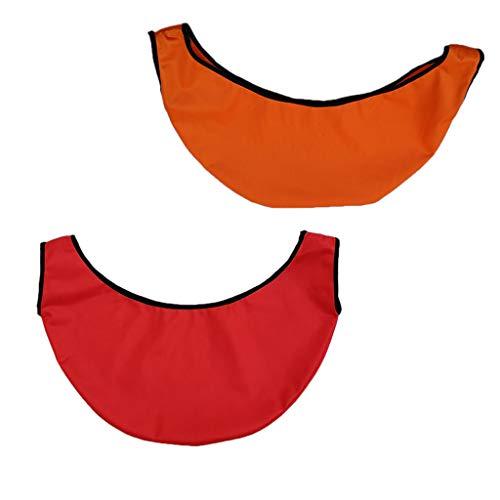 lahomia 2 Pièces de Protection de Balle Nettoyante pour Polisseuse de Boule de Bowling Haute Performance