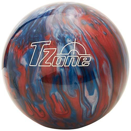 Brunswick TZone Patriot Blaze Boule de Bowling Bleu Bleu 13s LB LB