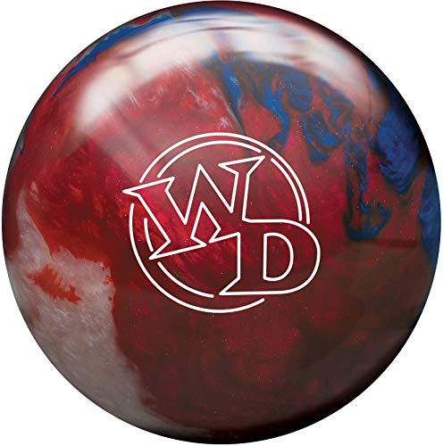 Columbia 300 White Dot Bowling Ball – Patriot Sparkle 10lbs