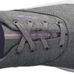 Dexter Kerrie Chaussures de Bowling, Homme, Kerrie Grey Twill, Sergé Gris, 11
