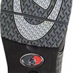 Dexter The 9 Chaussures de bowling haute performance pour femme avec semelle interchangeable pour droitiers et gauchers Noir – Noir – Noir , 37 EU