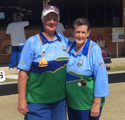 Ladies bowls record holders