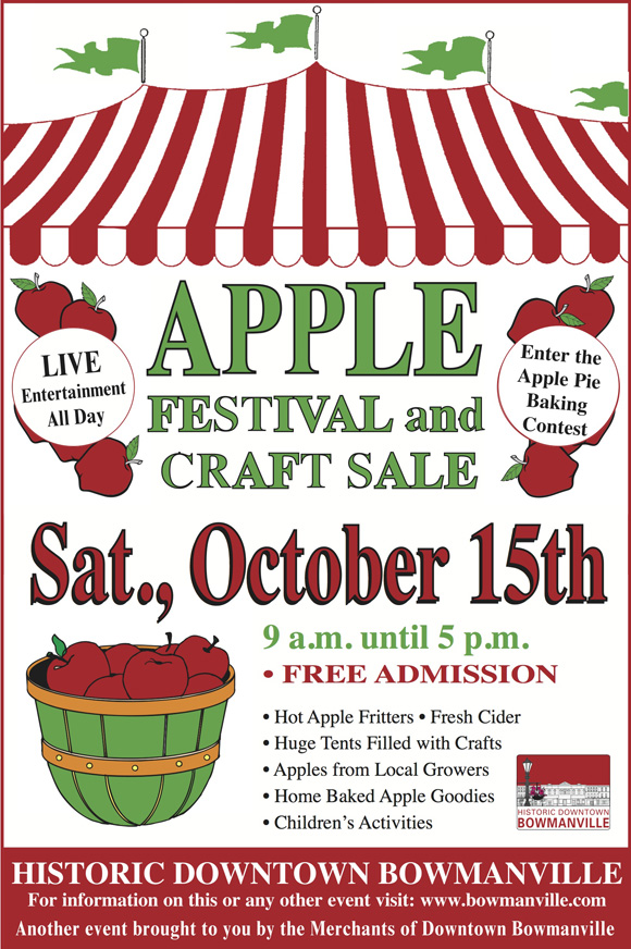 Apple Festival and Craft Sale