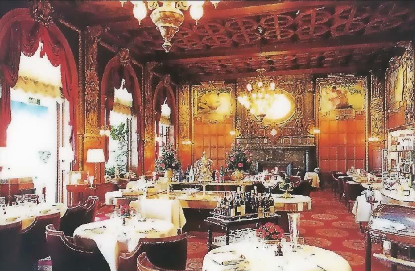 Restaurante Operakällaren