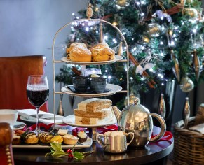Festive Afternoon Tea - December 2019