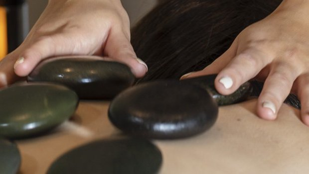 Treatment of the Month: Specialist Hot Stones Back Massage