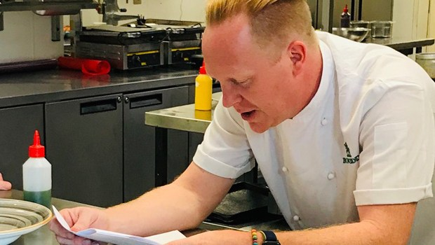 Meet our NEW Executive Head Chef, Rupert Taylor