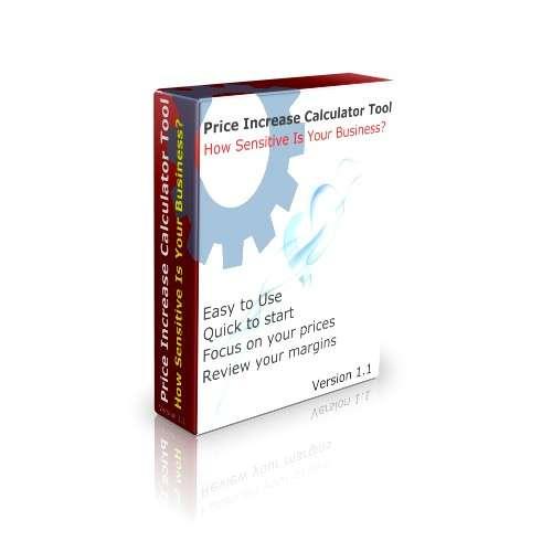 Free price increase calculator tool