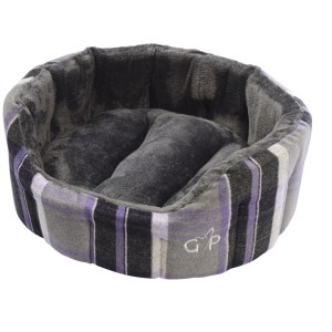 warm comfortable dog bed