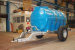 2250 ltr water bowser