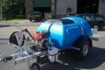 Plastic Jetmaster Pressure Washer Bowser