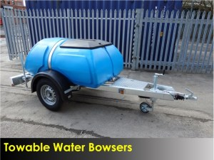 Towable Water Bowsers