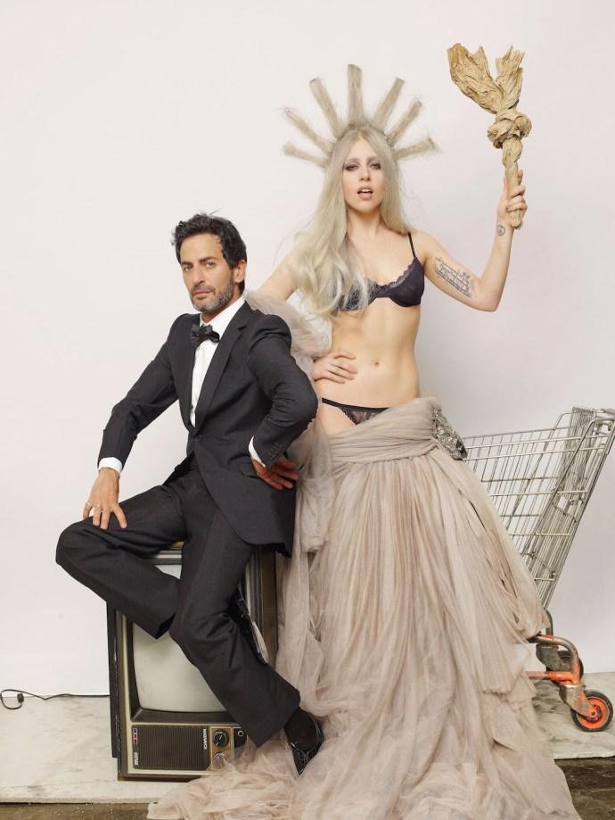 Lady Gaga x Marc Jacobs