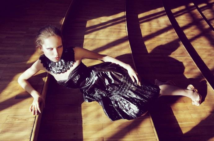 Robe Dior Cuir