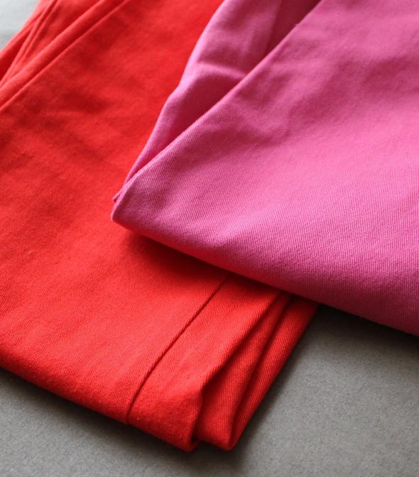 zara vero moda pants pink red