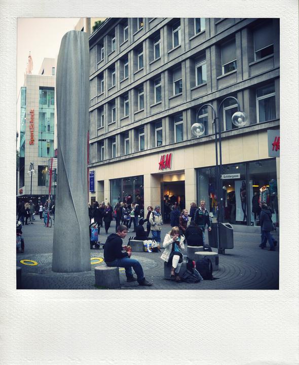 koln cologne h&m shop boutique magasin