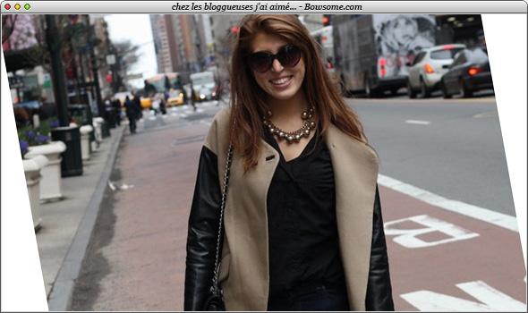 new york blog mode