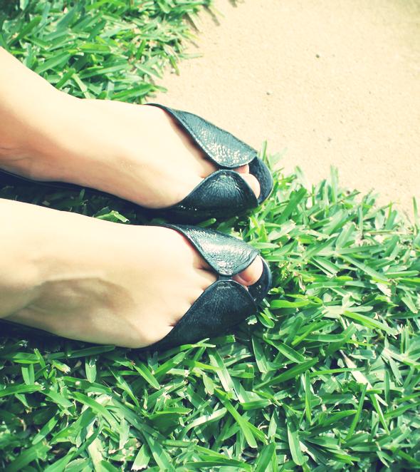 zara dress minelli sandales