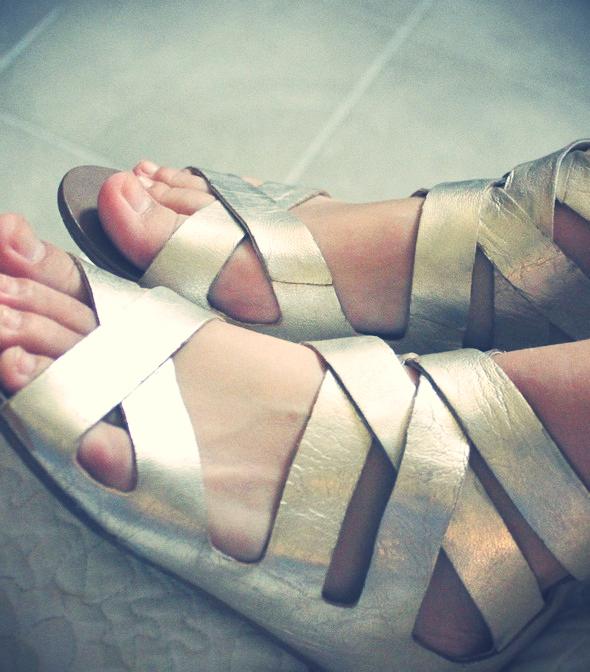 robe pois dolce vita shoes