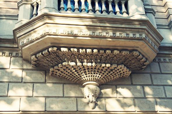 architecture barcelone