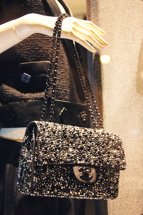 chanel sequins
