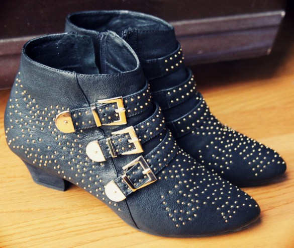 bottines cloutees jeffrey campbell