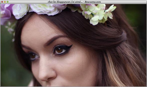 couronne fleurs