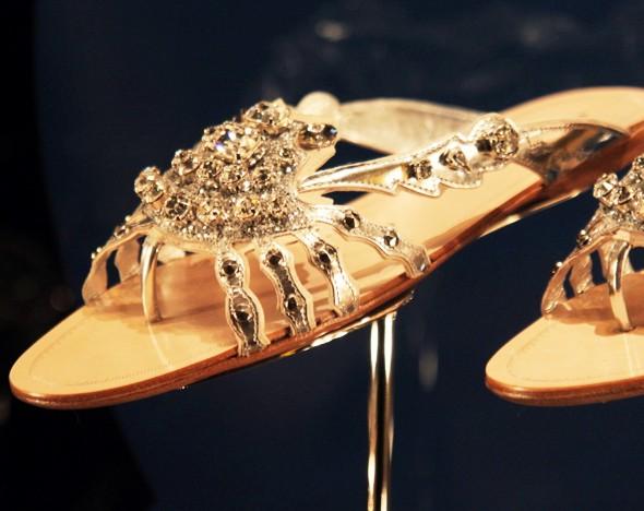 sandales crabes miu miu chaussures de luxe