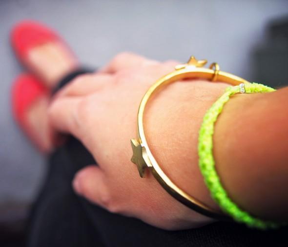 bracelet mode ethique etoiles