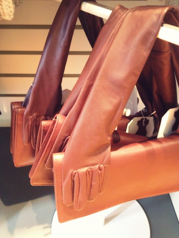 sac leather