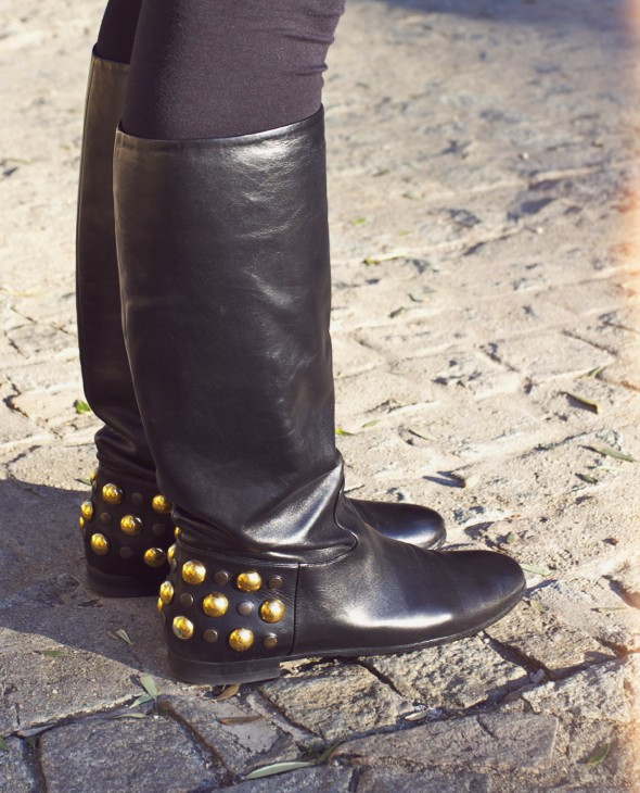 Gucci babouska bottes