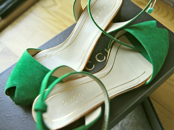 chaussures gucci luxe