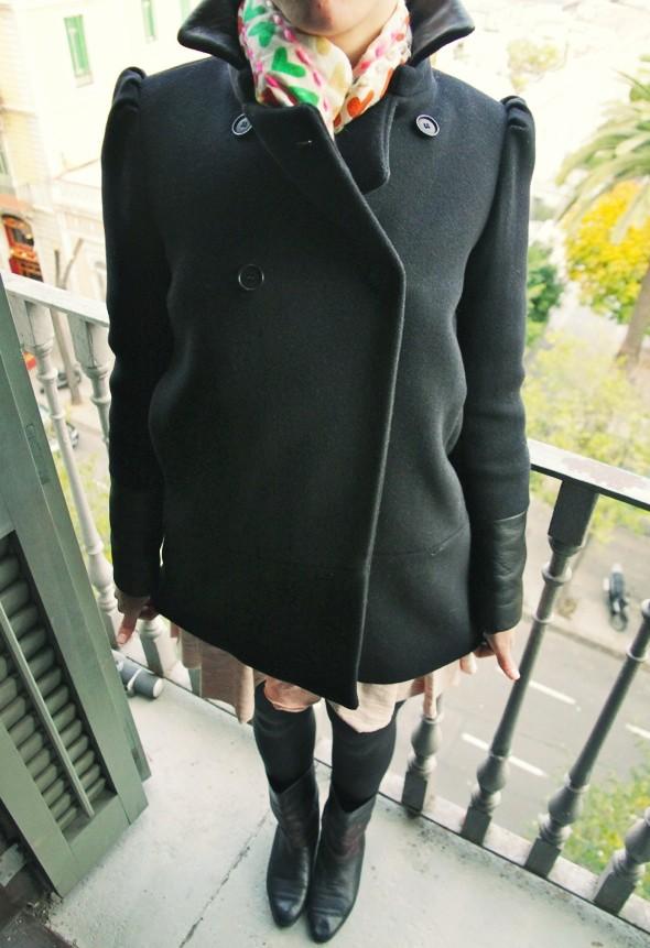 manteau maje riquette
