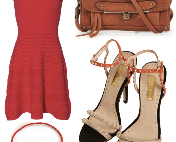 robe chaussures sac