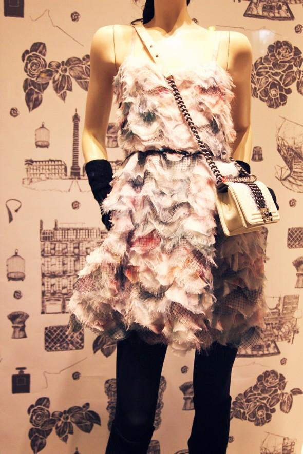 Chanel sac boy chaines 2013