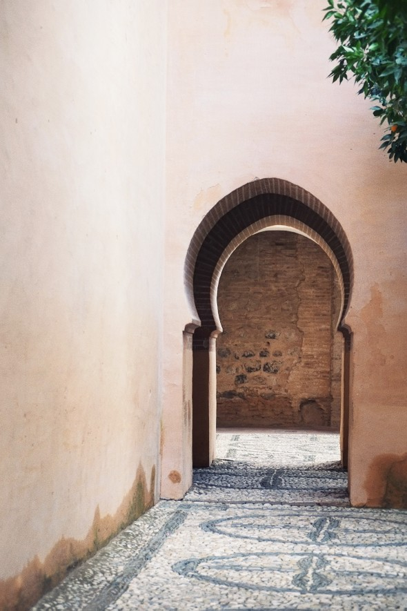 _alhambra granada_effected