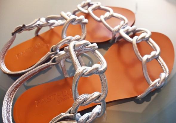 sandales d'été spartoo