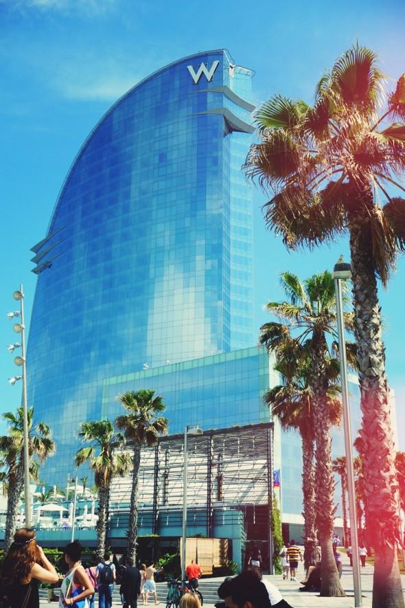 Hotel W Barcelone