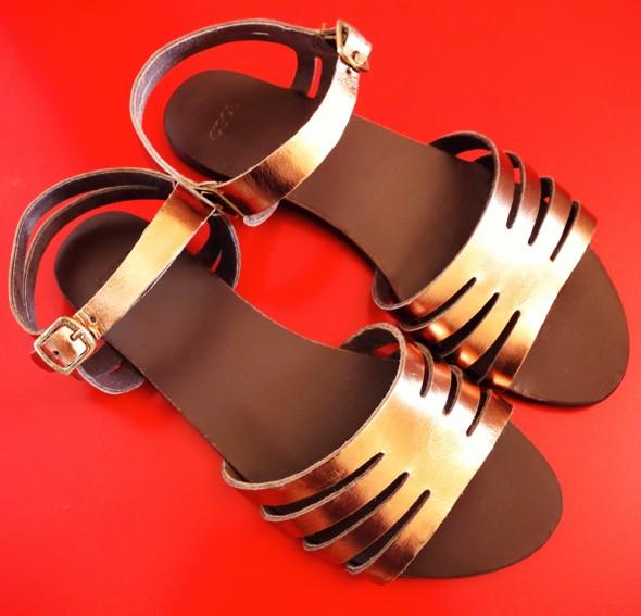 chaussures estivales
