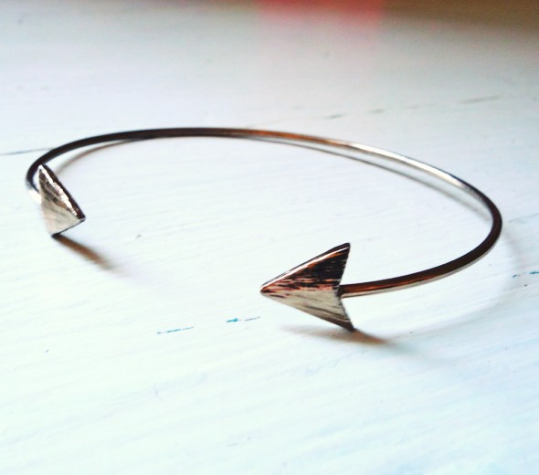 bracelet fleches anthropologie