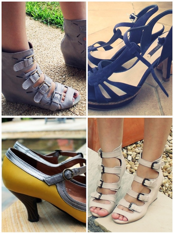 wedges talons dolce vita grey silver blue bleu zara heels yellow jaune jeffrey campbell asos beige